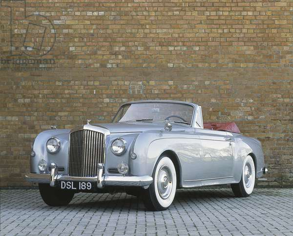 1957 Bentley S1 Continental Drophead Coupe, coachwork by Park Ward, known as the 'Be-Bop Bentley' (photo) (see also 463094 and 463096)
