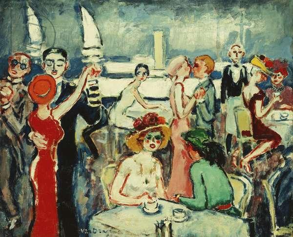 Deauville - Joy of Life; Deauville - Joie de Vivre, c.1922 (oil on canvas)