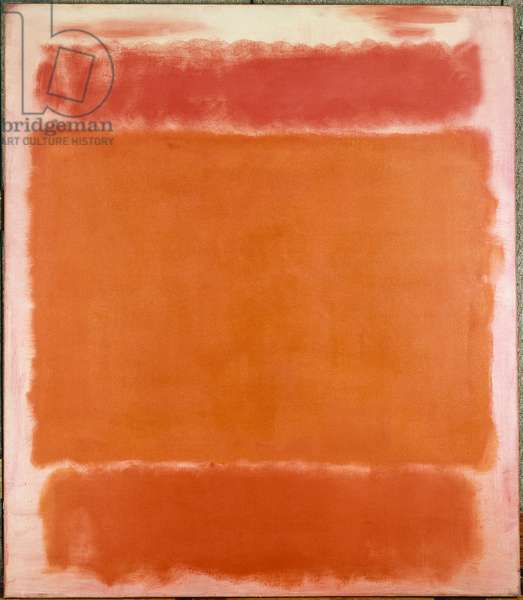 No.1, 1962 (oil on canvas)