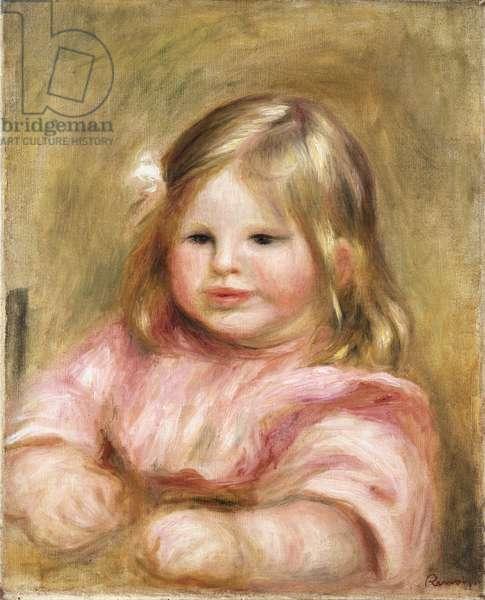 Portrait de Coco, c.1903-04 (oil on canvas)