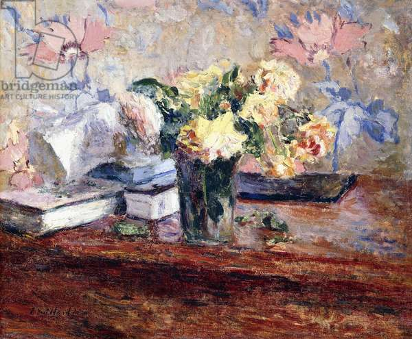 Still Life, c.1905-1910 (oil on canvas)