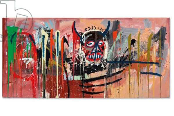 Untitled, 1982 (acrylic on canvas)