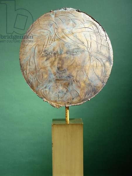 Neptune, (bronze)