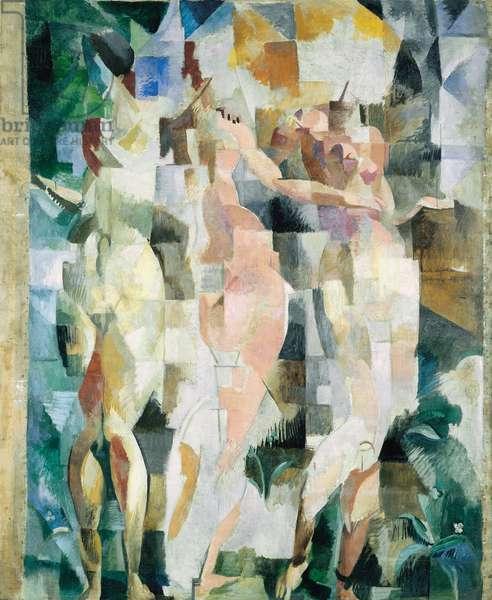 The Three Graces; Les Trois Graces, 1912 (oil on canvas)