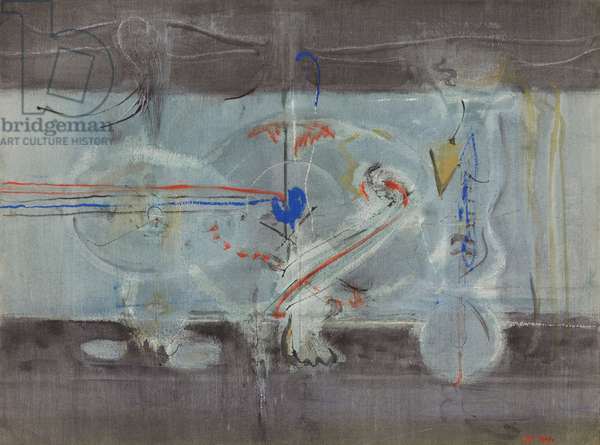 Untitled, c.1944 (watercolour and gouache on paper)