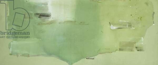 Sea Green, 1977 (acrylic on canvas)