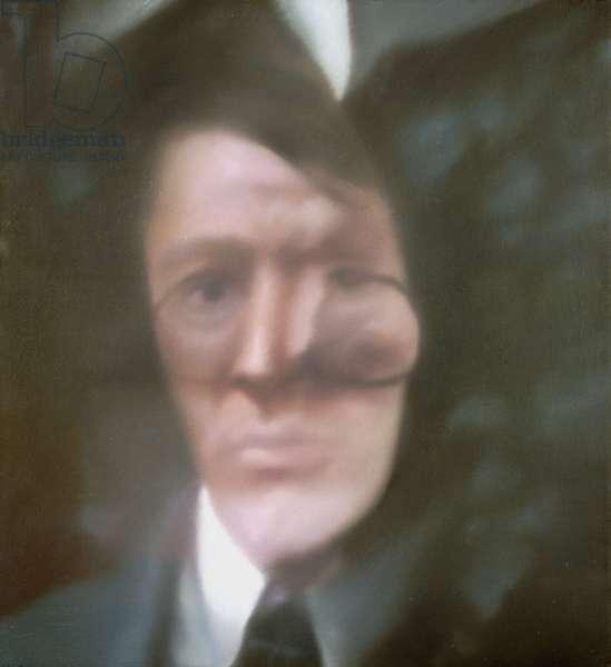 Gilbert, George (381-1,2), 1975 (oil on canvas)