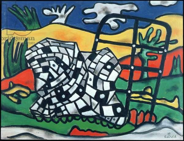 La Couverture dans le Paysage, 1949