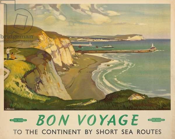 Bon Voyage (colour litho)