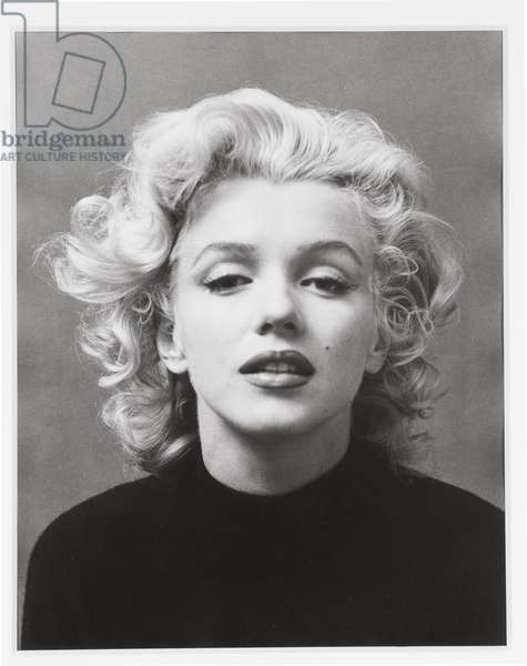 Marilyn Monroe, Hollywood, 1953 (gelatin silver print)