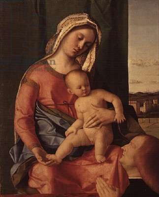 The Madonna and Child with a Donor
