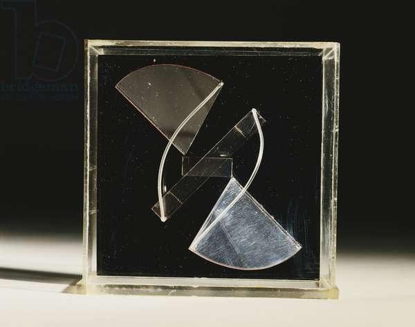Square Relief, 1937-38 (perspex)