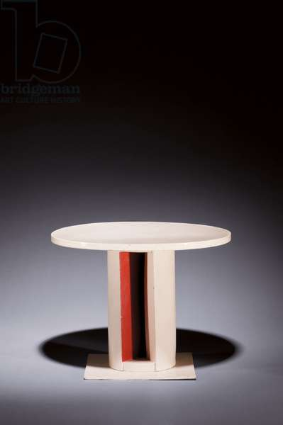 Occasional table, c.1926-29 (wood)