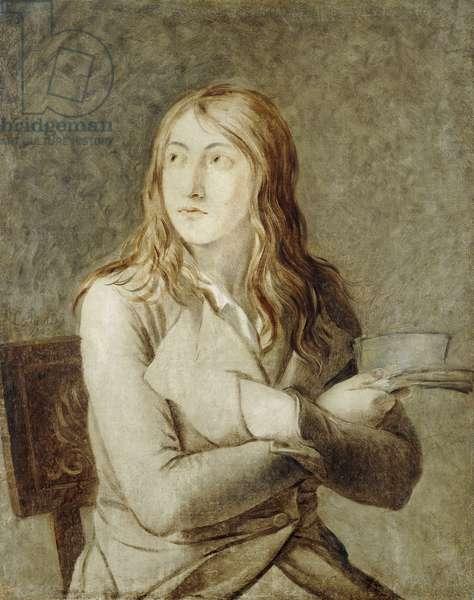 Portrait of a Young Man; Portrait d'un Jeune Homme, 1793 (oil on canvas)