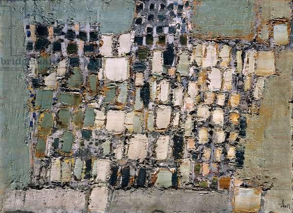 Composition 1951, 1951 (oil on canvas)