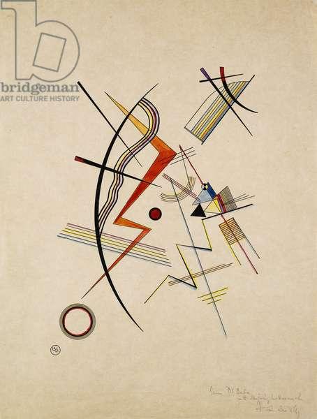 Annual Gift to the Kandinsky Society; Jahresgabe fur die Kandinsky-Gesellschaft, 1925 (lithograph)