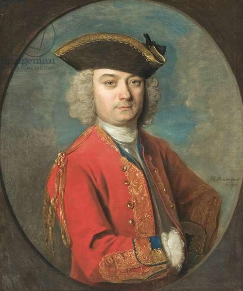 Portrait of Louis de Jean (oil on canvas)