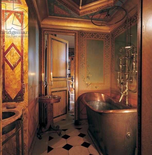 Bath (copper)