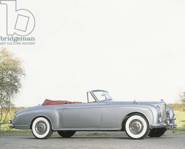 1957 Bentley S1 Continental Drophead Coupe, coachwork by Park Ward, known as the 'Be-Bop Bentley' (photo) (see also 463093 and 463096)