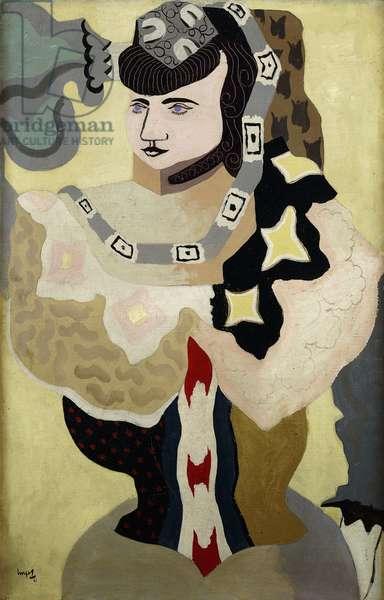 The Algerian; L'Algerienne, 1926 (oil on canvas)