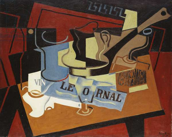 The Casserole, 1919 (oil on canvas)