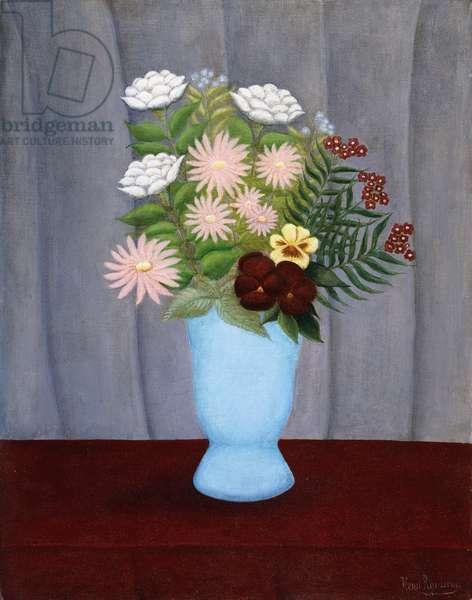 Garden Flowers; Fleurs de Jardin, c.1909-10 (oil on canvas)