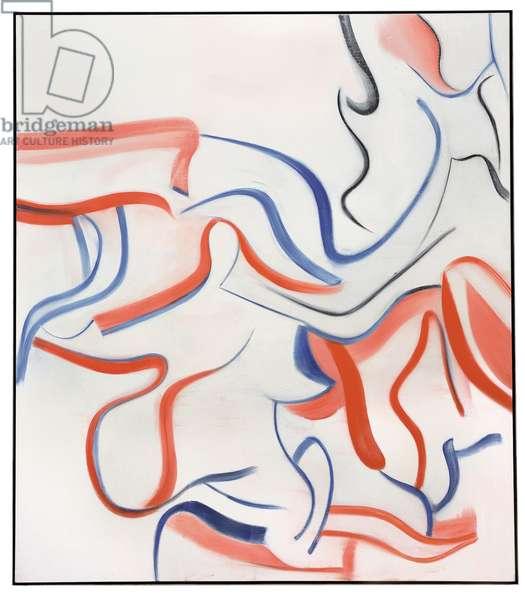 Untitled XXVIII, 1983 (oil on canvas)