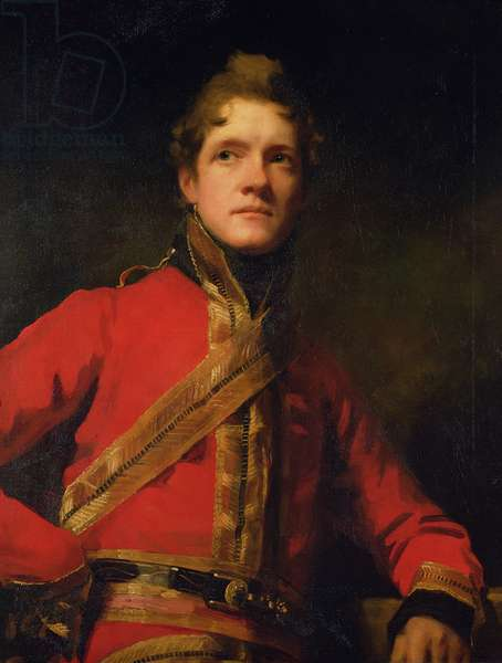Lt. Col Morrison of the 7th Dragoon Guards