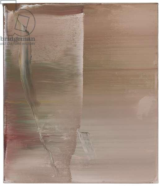 Abstraktes Bild, 1987 (oil on canvas)