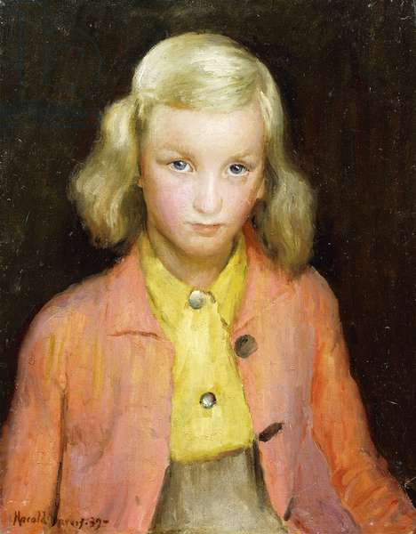 The Yellow Blouse, 1939 (oil on canvas)