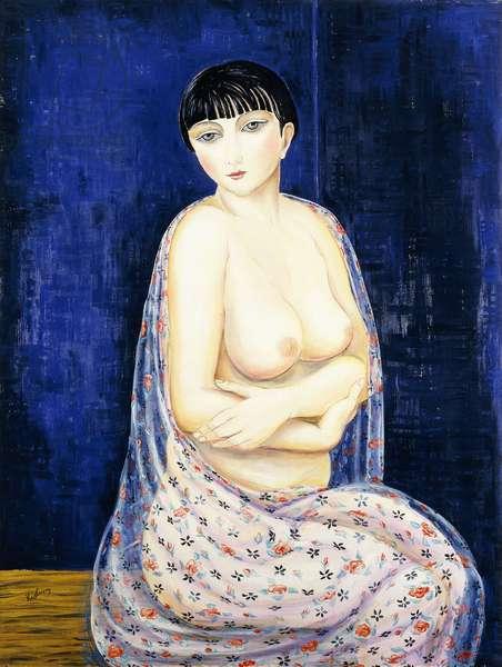 Kiki of Montparnasse, c.1926 (oil on canvas)