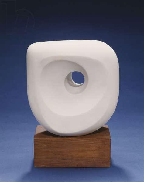 Head (Mykonos) Opus 87, 1959 (white marble)