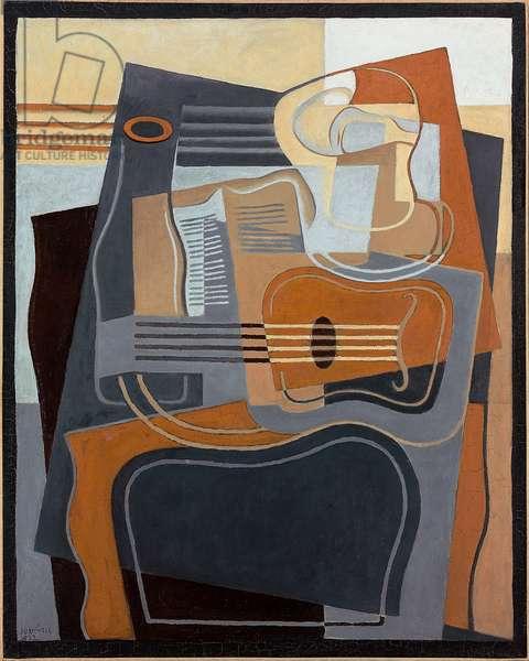 Le Gueridon, 1922 (oil on canvas)