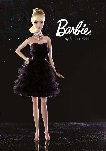 Barbie, 2010 (mixed media) (see also 617594)