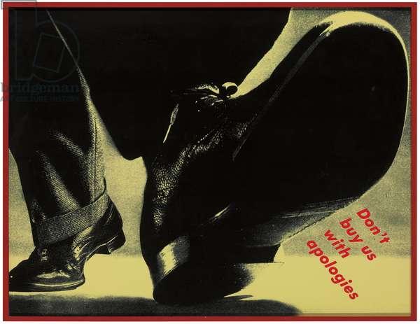Untitled, 1986 (photostat print, frame)