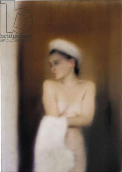 Little Bather, 1996 (cibachrome print mounted on board)