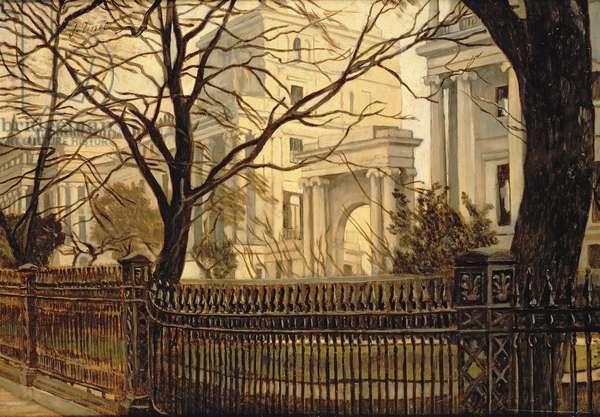 Cumberland Terrace, Regent's Park, c.1878 (see also 62985)