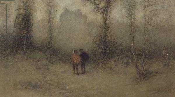 The Enchanted Castle, c.1887