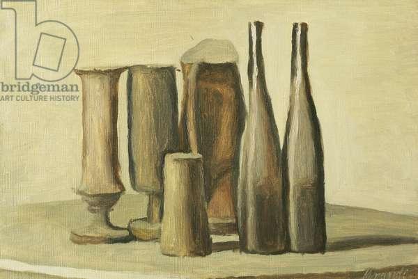 Still Life; Natura Morta, 1947 (oil on canvas)