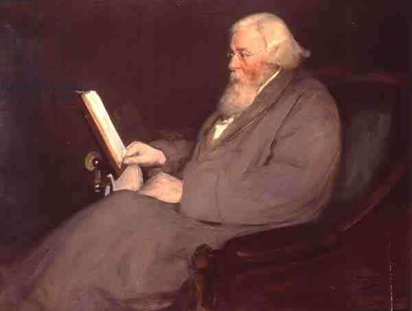 Portrait of William Mckean (oil on canvas)