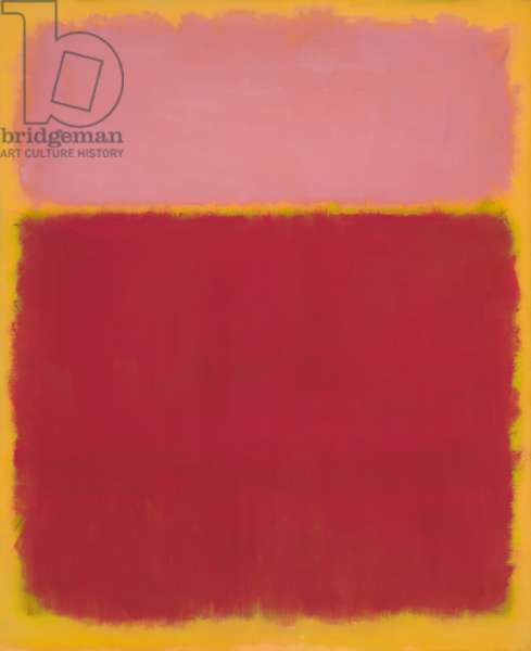 Untitled No.17, 1961 (oil on canvas)