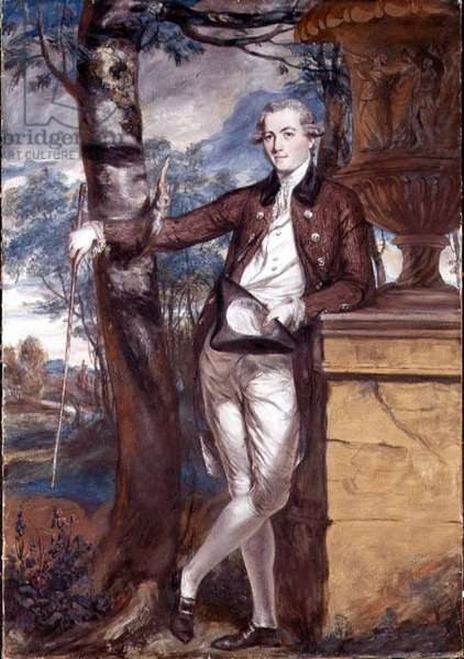 Portrait of Sir John Taylor