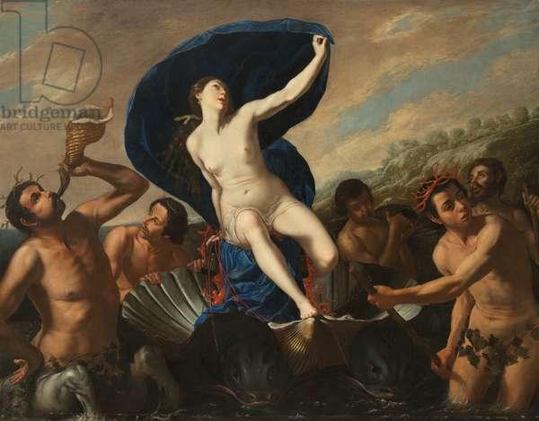 The Triumph of Galatea (oil on canvas)