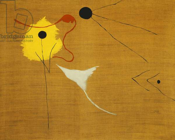 Composition, 1926 (oil on canvas)