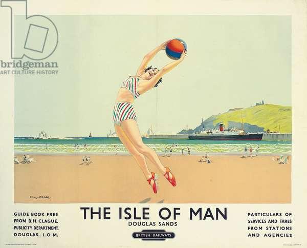 The Isle of Man (colour litho)