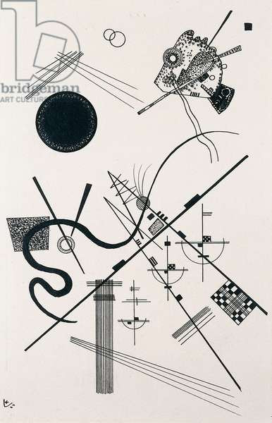 Untitled (Dessin 4), 1924 (ink on paper)