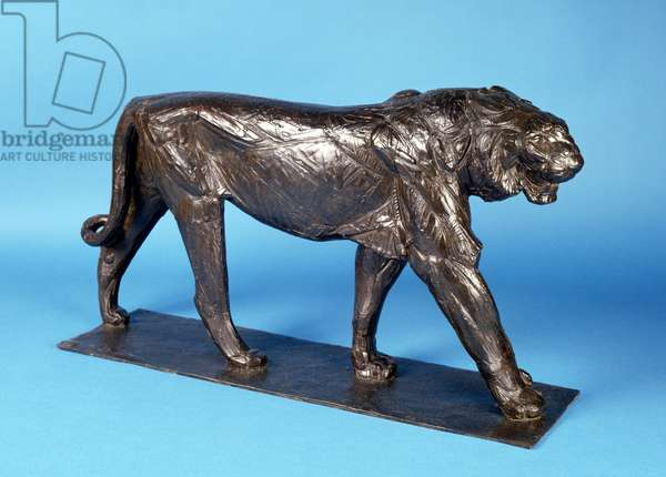 La Puma (bronze)
