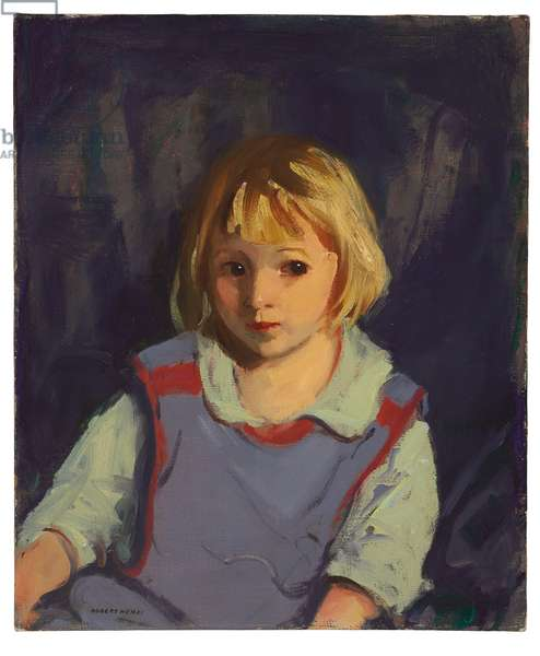 Carl Schleicher, 1921 (oil on canvas)