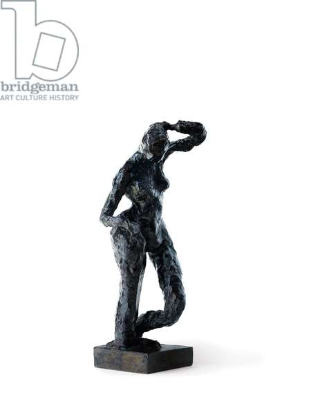 The Dance (Dance Movement), conceived 1911, this version cast c.1930 (bronze with black patina)