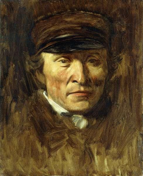 Jerome Ottoz, 1875-77 (oil on canvas)